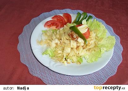 Opečené knedlíky  (bez vajíček)