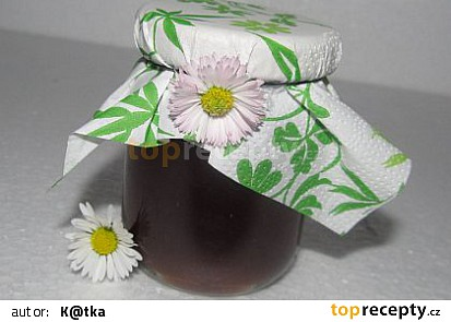 """""""Sedmikráskový med"""" s limetami a třtinovým cukrem"""