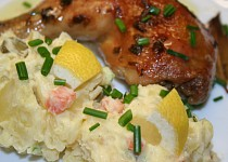 Výborný bramborový salát