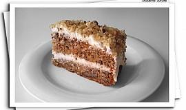 Bezlepkový mrkváček aneb mrkvový dortík