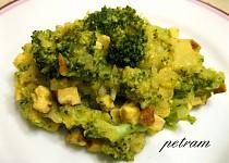 Brokolice jako mozeček bez lepku, mléka a vajec
