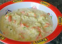 Cuketový coleslaw