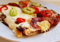 Domácí pizza od Slávky