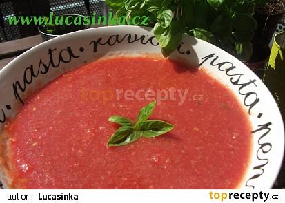Gazpacho podle Lucasinky