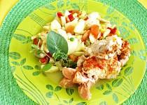 Kuřecí paroháč na zelenině