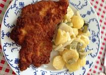 Kuřecí řízky s česnekem a tymiánem