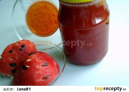 Melounová marmeláda podle Jany