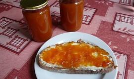 Meruňková marmeláda od tety