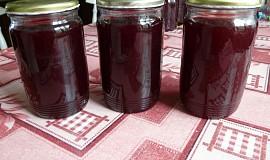 Rybízová marmeláda 3