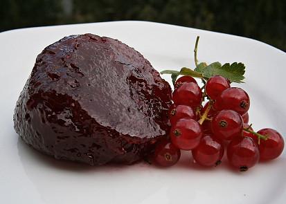 Rybízová marmeláda do 10 minut