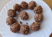 Rychlé kakaové kuličky