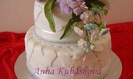 Svatební patrový