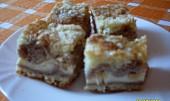 Vrstvený koláč s tvarohem
