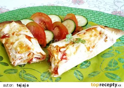 Zapékané tortilly
