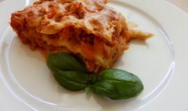 Zeleninové lasagne (bez bešamelu)