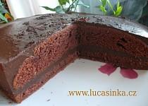 Čokoládový korpus (vegan)