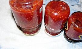 Fíková marmeláda s broskvičkou  pro diabetiky