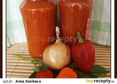 Kečup z papiňáku
