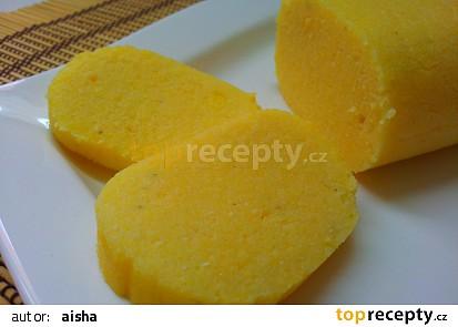 Knedlík z polenty