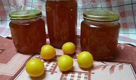Kořeněný mirabelkový džem