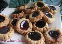 Kuskusové sušenky