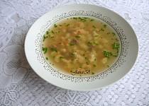 Polévková zavářka se zeleninou