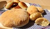 Plzeňské rozpeky, rozpíčky nebo vdolky ( na sucho pečené i smažené)