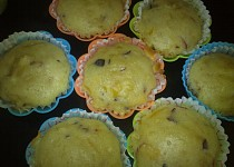 Špendlíkové muffinky