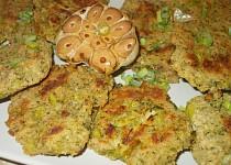 Brokolicové smaženky se sýrem