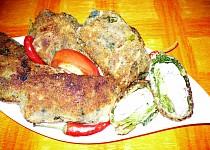 Kapustové závitky s Nivou
