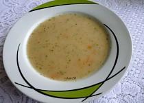 Kedlubnová polévka s mrkví