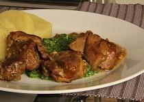 Krůtí a kuřecí výpečky