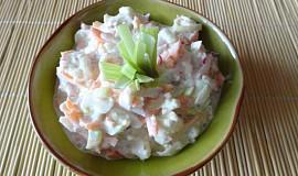 Podzimní zeleninový salát