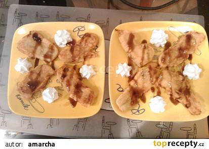 Smažené banánky