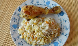 Šťavnaté podzimní kuře