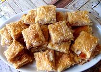 Sýrovo-slaninové listování