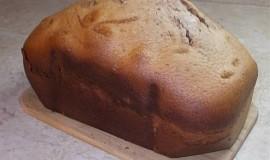 Bábovka ořechová z pekárny