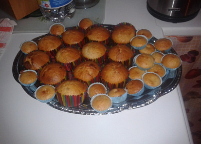 muffiny i minimuffinky