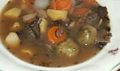 Bramborová polévka od babičky