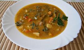 Dýňovo-zeleninová polévka