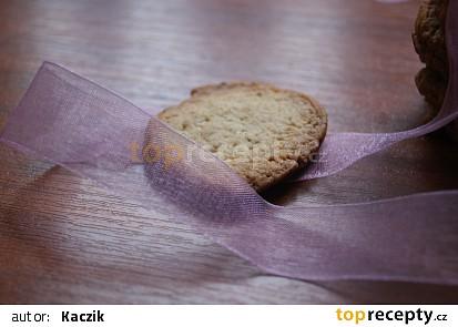 Levandulovo-pomerančové sušenky