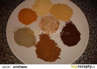 Libanonská kuchyně - směs 7 koření