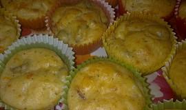 Olivovo-rajčatové muffiny