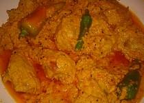 Pákistánská kuchyně - kuřecí ACHARI videorecept