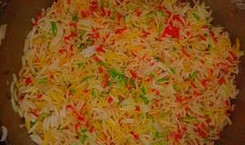 Pákistánská kuchyně - Veselá přílohová rýže český videorecept