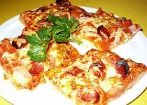 Pizza - Základní