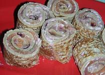 Pohankové galetky s lososem