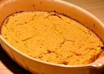 Zdravý mrkvový koláč