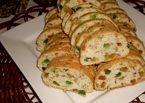 Bílkový chlebíček