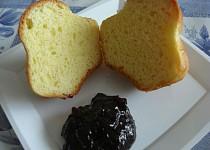 Briošky - klasický francouzský recept